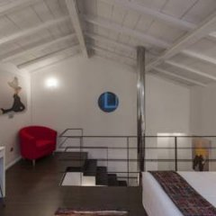 Отель Fine Arts Guesthouse 4* Стандартный номер с различными типами кроватей фото 6