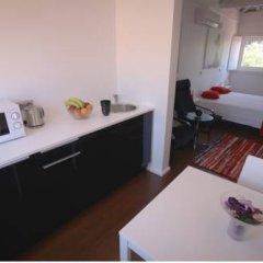 Отель Fine Arts Guesthouse 4* Студия с различными типами кроватей фото 5