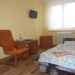 Отель Akademicki Dom Marynarza Стандартный номер с различными типами кроватей (общая ванная комната) фото 2
