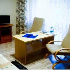 Отель Akademicki Dom Marynarza Стандартный номер с двуспальной кроватью (общая ванная комната) фото 6