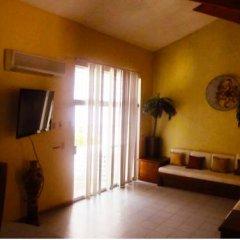 Отель Casa Costa Azul Коттедж с различными типами кроватей