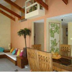 Отель Casa Costa Azul Коттедж с различными типами кроватей фото 3