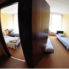 Hotel Tourist Lviv 2* Стандартный номер с различными типами кроватей фото 5
