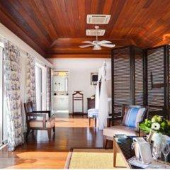 Hotel le Toiny 5* Полулюкс с различными типами кроватей
