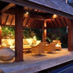 Отель Villa Samakee 5* Вилла с различными типами кроватей фото 8