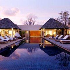 Отель Villa Samakee 5* Вилла с различными типами кроватей