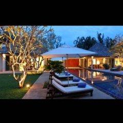 Отель Villa Samakee 5* Вилла с различными типами кроватей фото 22