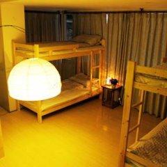 Chengdu Bailongma Hostel Стандартный номер с различными типами кроватей