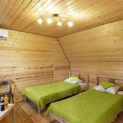 Хостел Олимп Стандартный номер с 2 отдельными кроватями фото 5
