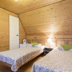 Хостел Олимп Стандартный номер с 2 отдельными кроватями фото 4