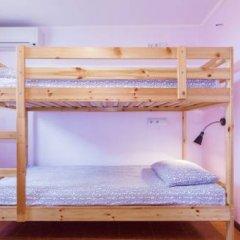 Хостел Олимп Кровать в женском общем номере с двухъярусной кроватью фото 18