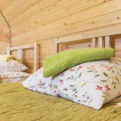 Хостел Олимп Стандартный номер с 2 отдельными кроватями фото 7