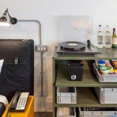 Ace Hotel London Shoreditch 5* Номер Делюкс с различными типами кроватей фото 5
