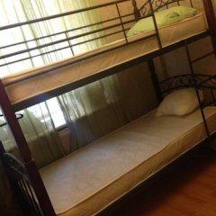 Отель Меблированные комнаты Баинай на Охотном Ряду Кровать в общем номере фото 5