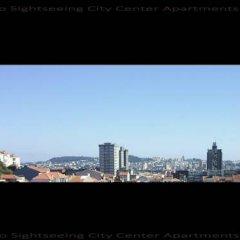 Апартаменты Oporto SightSeeing City Center Apartments Апартаменты 2 отдельными кровати фото 5