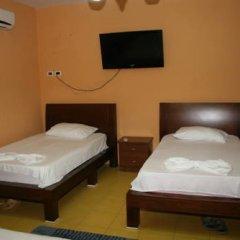 Hotel Kristal 3* Стандартный номер с 2 отдельными кроватями фото 5