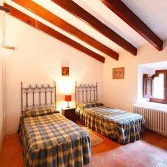 Отель Can Merla Вилла с разными типами кроватей