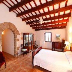 Отель Can Merla Вилла с разными типами кроватей фото 8