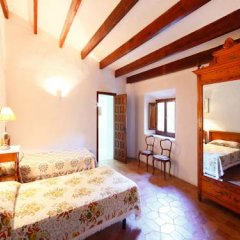 Отель Can Merla Вилла с разными типами кроватей фото 13