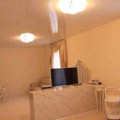 Гостиница Оазис в Лесу Люкс с различными типами кроватей фото 6