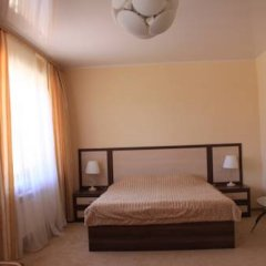 Гостиница Оазис в Лесу Полулюкс с различными типами кроватей фото 7
