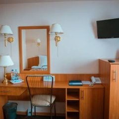 Гостиница Венец 3* Улучшенный номер разные типы кроватей фото 3