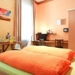 Отель Domizil Wien - Cityapartments Улучшенная студия с различными типами кроватей