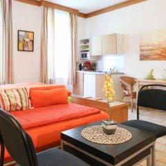 Отель Domizil Wien - Cityapartments Улучшенная студия с различными типами кроватей фото 2