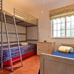 Отель Casa praia Verde V4 Вилла с разными типами кроватей