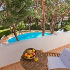 Отель Casa praia Verde V4 Вилла с разными типами кроватей фото 11