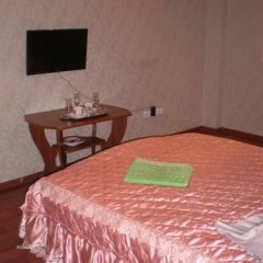 Mini Hotel Na Saratovskoy Стандартный номер двуспальная кровать (общая ванная комната) фото 3