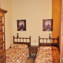 Отель Finca Tomás y Puri Апартаменты с двуспальной кроватью