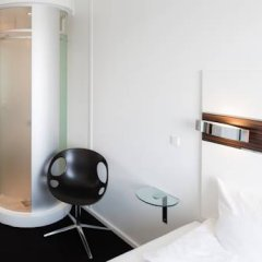 Отель Wake Up Copenhagen Borgergade 2* Стандартный номер фото 11