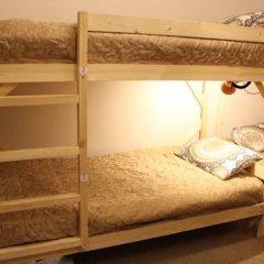Гостиница Amigo Tzvetnoi Bulvar Кровать в общем номере с двухъярусной кроватью фото 44