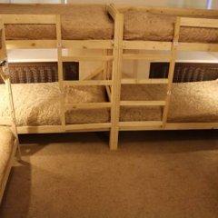 Гостиница Amigo Tzvetnoi Bulvar Кровать в общем номере с двухъярусной кроватью фото 36