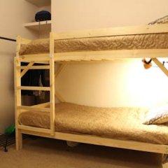 Гостиница Amigo Tzvetnoi Bulvar Кровать в общем номере с двухъярусной кроватью фото 39
