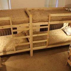 Гостиница Amigo Tzvetnoi Bulvar Кровать в общем номере с двухъярусной кроватью фото 38