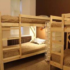 Гостиница Amigo Tzvetnoi Bulvar Кровать в общем номере с двухъярусной кроватью фото 41