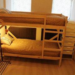 Гостиница Amigo Tzvetnoi Bulvar Кровать в общем номере с двухъярусной кроватью фото 50