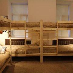 Гостиница Amigo Tzvetnoi Bulvar Кровать в общем номере с двухъярусной кроватью фото 42