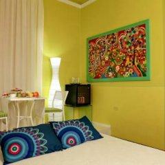 Отель La Casa Dell'Artista Стандартный номер с различными типами кроватей фото 10