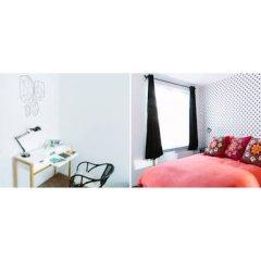 Отель B&B Place Jourdan 3* Стандартный номер с различными типами кроватей фото 22