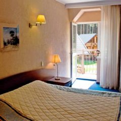 Гостиничный комплекс Сосновый бор Стандартный номер с различными типами кроватей фото 18