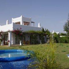 Отель Casa Con Encanto Коттедж с различными типами кроватей