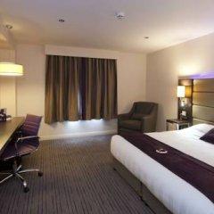 Отель Premier Inn Exeter (M5 J29) 3* Стандартный номер с различными типами кроватей фото 20