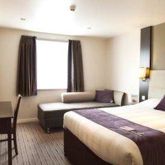 Отель Premier Inn Exeter (M5 J29) 3* Стандартный номер с различными типами кроватей фото 7