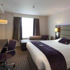 Отель Premier Inn Exeter (M5 J29) 3* Стандартный номер с различными типами кроватей фото 19