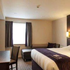 Отель Premier Inn Exeter (M5 J29) 3* Стандартный номер с различными типами кроватей фото 9