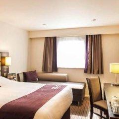 Отель Premier Inn Exeter (M5 J29) 3* Стандартный номер с различными типами кроватей фото 10