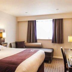 Отель Premier Inn Exeter (M5 J29) 3* Стандартный номер с различными типами кроватей фото 8